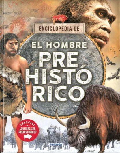 Portada EL HOMBRE PREHISTORICO - CARRACEDO, ERICA - SUSAETA