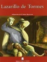 Portada EL LAZARILLO DE TORMES -  - TEIDE