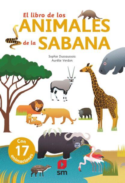 Portada EL LIBRO DE LOS ANIMALES DE LA S - DUSSAUSSOIS, SOPHIE -