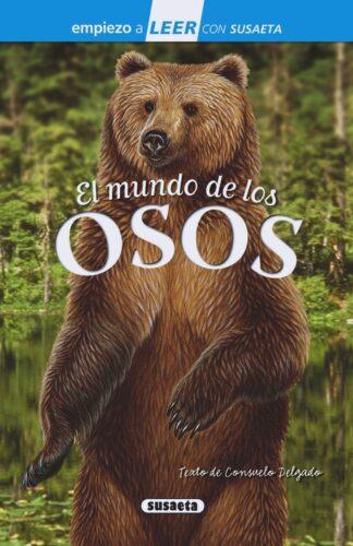Portada EL MUNDO DE LOS OSOS -  CONSUELO DELGADO - SUSAETA