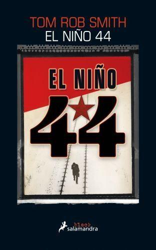 Portada EL NI O 44 - SMITH, TOM ROB - BLACK SALAMANDRA