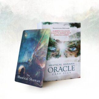 Portada EL ORACULO DEL CHAMAN MISTICO - VILLOLDO ALBERT -