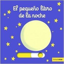 Portada EL PEQUEÑO LIBRO DE LA NOCHE - 109433 - TIMUN MAS