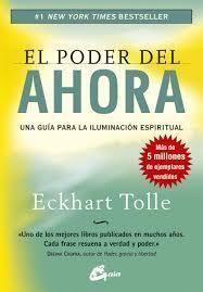 Portada EL PODER DEL AHORA - TOLLE, ECKHART - GAIA
