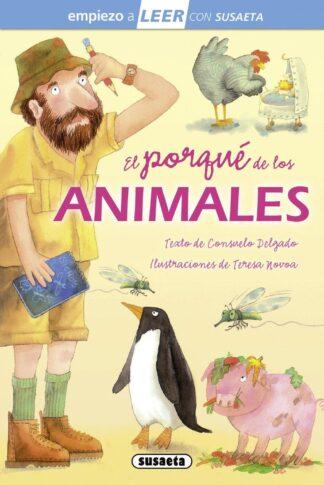 Portada EL PORQUE DE LOS ANIMALES -  - SUSAETA