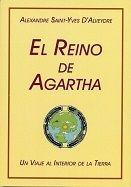 Portada EL REINO DE AGARTHA - JOSEPH ALEXANDRE SAINT-YVES D'ALVEYDRE - LUIS CARCAMO