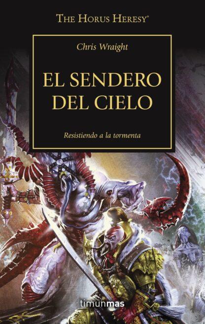 Portada EL SENDERO DEL CIELO Nº 36 - WRAIGHT, CHRIS - MINOTAURO