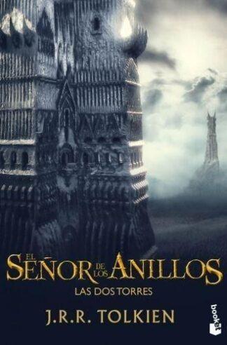 Portada EL SEÑOR DE LOS ANILLOS II. LAS DOS TORRES - J. R. R. TOLKIEN - MARTINEZ ROCA
