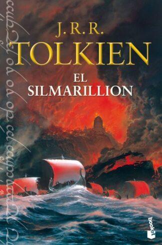 Portada EL SILMARILLION -  J. R. R. TOLKIEN - BOOKET