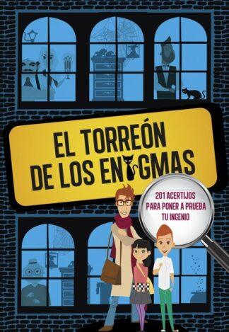 Portada EL TORREÓN DE LOS ENIGMAS (SOCIEDAD SECRETA DE SUPERLISTOS) - VV.AA. - ALFAGUARA