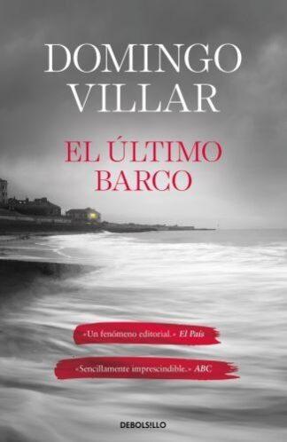 Portada EL ÚLTIMO BARCO (INSPECTOR LEO CALDAS 3) - VILLAR, DOMINGO - RBA