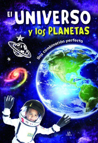 Portada EL UNIVERSO Y LOS PLANETAS - EQUIPO EDITORIAL - LIBSA