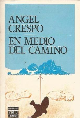 Portada EN MEDIO DEL CAMINO - ANGEL CRESPO - PLAZA Y JANES