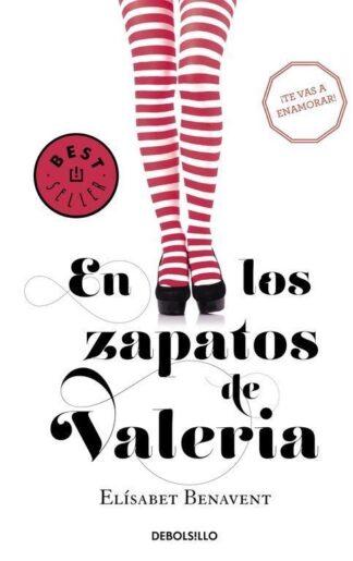 Portada EN LOS ZAPATOS DE VALERIA (SAGA VALERIA 1) - ELÍSABET BENAVENT - ALFAGUARA