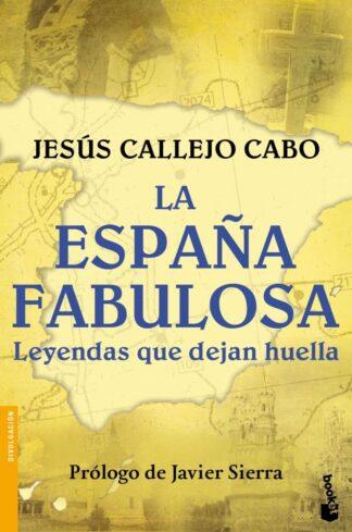Portada ESPAÑA FABULOSA,LEYENDAS DEJAN H -  - CIRCULO DE LECTORES