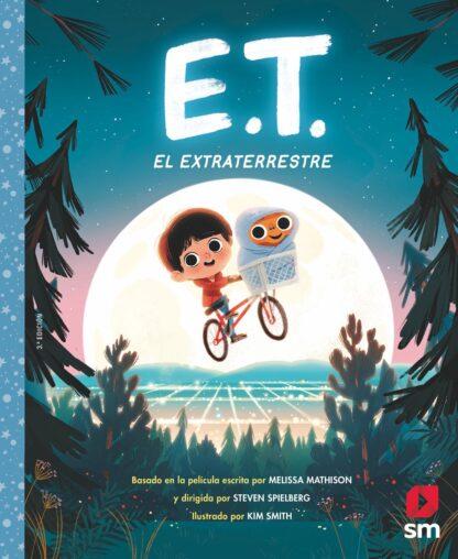 Portada E.T. - JIM THOMAS - SM GRAN ANGULAR