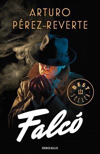 Portada FALCO (SERIE FALCO) - ARTURO PEREZ-REVERTE - ALFAGUARA