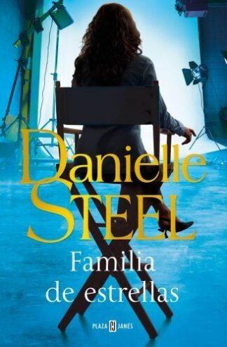 Portada FAMILIA DE ESTRELLAS - DANIELLE STEEL - PLAZA Y JANES