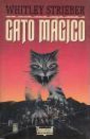 Portada GATO MAGICO - WHITLEY STRIEBER - VIDORAMA