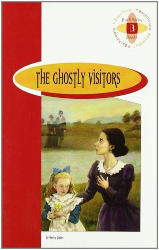Portada GHOSTLY VISITORS,THE 1ºNB - AA.VV -