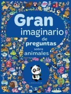 Portada GRAN IMAGINARIO DE PREGUNTAS SOB - VV.AA. -