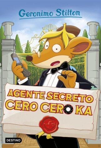 Portada GS 43N. AGENTE SECRETO CERO CERO KA -  - ESPASA CALPE