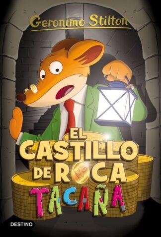 Portada GS4N.EL CASTILLO DE ROCA TACAÑA -  - ESPASA CALPE