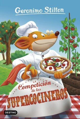 Portada GS 68.LA COMPETICION DE LOS SUPERCOCINEROS -  - CIRCULO DE LECTORES
