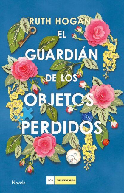 Portada GUARDIAN DE LOS OBJETOS PERDIDOS -  - DUOMO EDICIONES