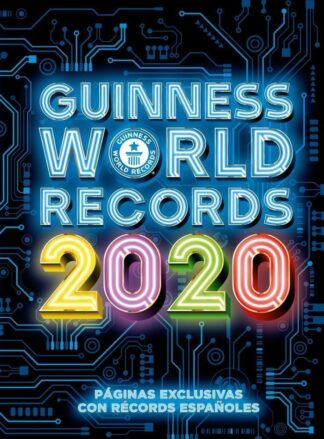 Portada GUINNESS WORLD RECORDS 2020 - GUINNESS WORLD RECORDS - CIRCULO DE LECTORES