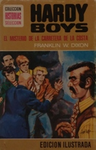 Portada HARDY BOYS. EL MISTERIO DE LA CARRETERA DE LA COSTA - FRANKLIN W. DIXON - BRUGUERA