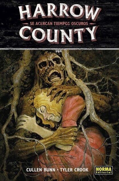 Portada HARROW COUNTY 7 - BUNN, CULLEN / CROOK, TYLER - NORMA EDITORIAL