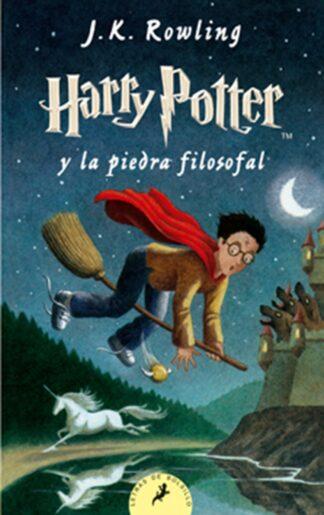 Portada HARRY POTTER 1:PIEDRA FILOSOFAL. -  - SALAMANDRA