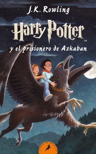 Portada HARRY POTTER 3:PRISIONERO AZKABA -  - SALAMANDRA