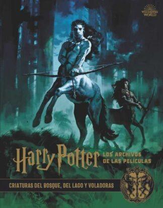 Portada HARRY POTTER: LOS ARCHIVOS DE LAS PELICULAS 1 - CR - REVENSON, JODY - NORMA EDITORIAL