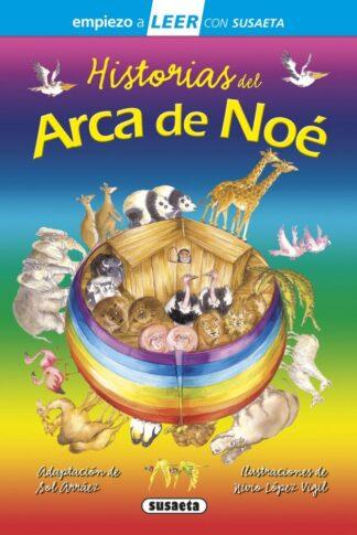 Portada HISTORIAS DEL ARCA DE NOÉ - ,SOL ARRÁEZ (ADAPTACIÓN) - SUSAETA