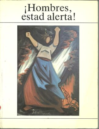 Portada ¡HOMBRES ESTAD ALERTA! - JAN HRUBY, ANTONIN FALTYS - ORBIS