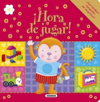 Portada ¡HORA DE JUGAR! - SUSAETA, EQUIPO - SUSAETA