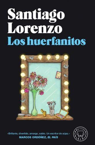 Portada HUERFANITOS, LOS.(BOLSILLO) - LORENZO, SANTIAGO -