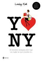 Portada I LOVE NUEVA YORK - LINDSEY KELK - ESENCIA