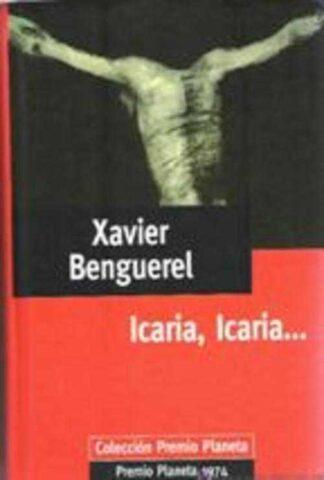 Portada ICARIA ICARIA... - XAVIER BENGUEREL - PLANETA