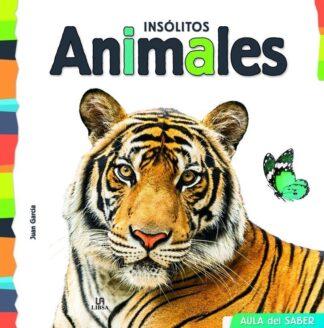 Portada INSOLITOS ANIMALES -  - LIBSA
