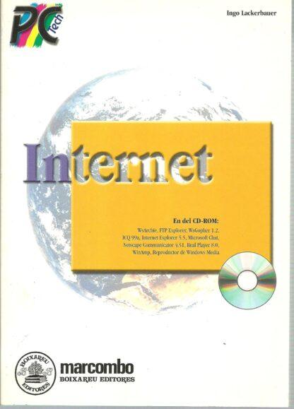 Portada INTERNET - INGO LACKERBAUER - MARCOMBO