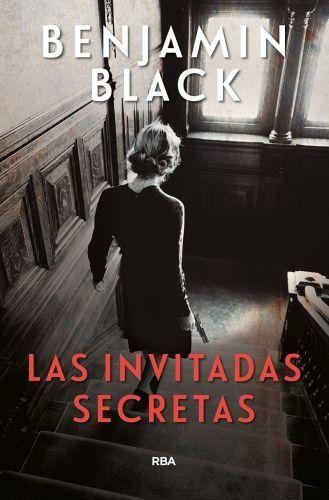Portada INVITADAS SECRETAS, LAS (INSPECTOR STRAFFORD 2) - BLACK, BENJAMIN -