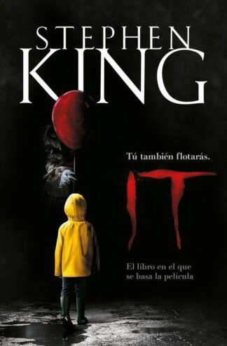 Portada IT - STEPHEN KING - DEBOLSILLO