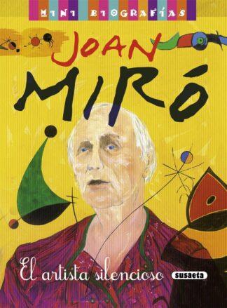 Portada JOAN MIRÓ - JOSE MORAN - SUSAETA