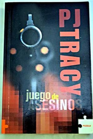 Portada JUEGO DE ASESINOS - P. J. TRACY - PUZZLE