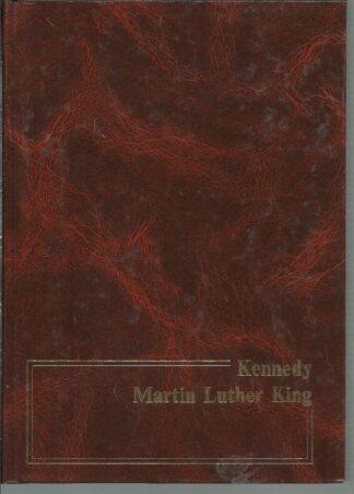 Portada KENNEDY  MARTIN LUTHER KING - FEDERICO REVILLA - NAJERA