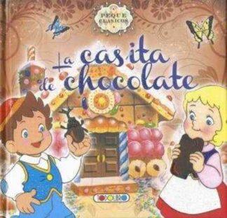 Portada LA CASITA DE CHOCOLATE -  - TODOLIBRO