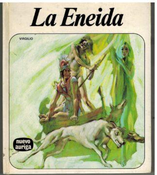 Portada LA ENEIDA - VIRGILIO - AFHA